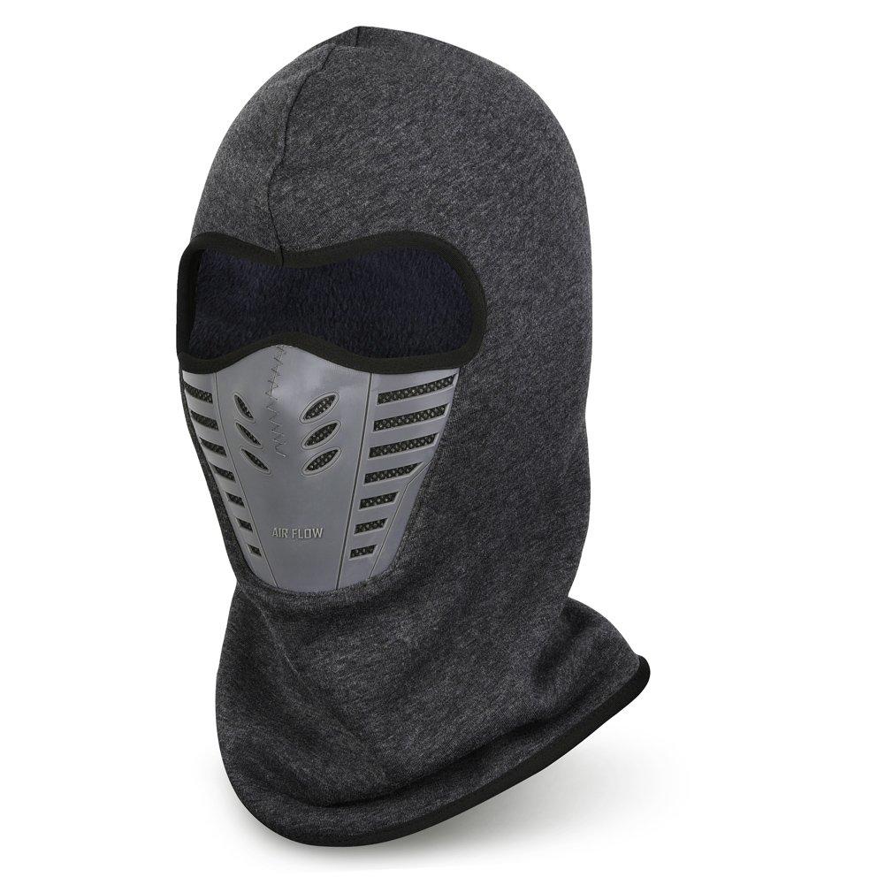 Vbiger Passamontagna Cappello Inverno Cappelli Invernali Uniesx Cappello per Sci/Bici/Moto