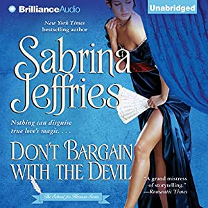 Don't Bargain with the Devil Audiobook