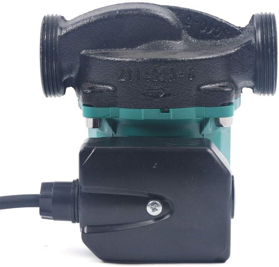 Umw/älzpumpe 25-60//120 mm Heizungspumpe Nassl/äufer Hocheffizienzpumpe Zirkulationspumpe