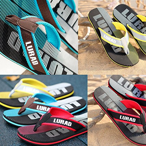 Flip Flops Sommer Slip-proof Hausschuhe für Männer