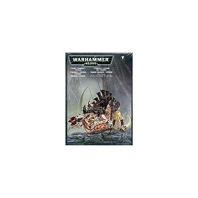 Games Workshop 99120106023 Tyranid Tyrannofex/Tervigon Action Figure: Toys & Games