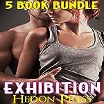 Exhibition 5 Book Bundle: Subways, Peeking, & More | Hedon Press