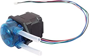 Peristaltic Metering Pump with Stepper Motor 1.0A 0-88mL/min