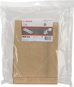 Bosch Professional Bolsas de papel para aspiradora, para GAS 35, en bolsa de plástico, Set de 5 Piezas: Amazon.es: Bricolaje y herramientas