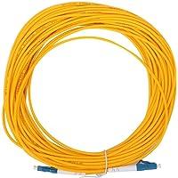 Cable de Conexión de Fibra Óptica, LC/UPC a