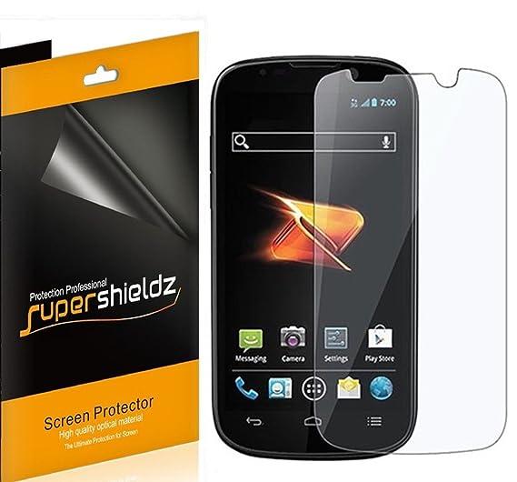 Amazon com: [6-Pack] Supershieldz- High Definition Clear Screen