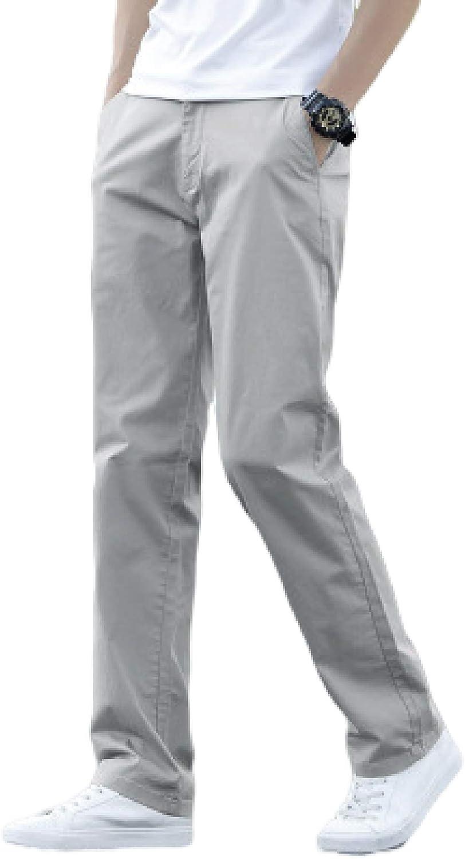 Pantalones Casuales para Hombre Pantalones de Lona ...