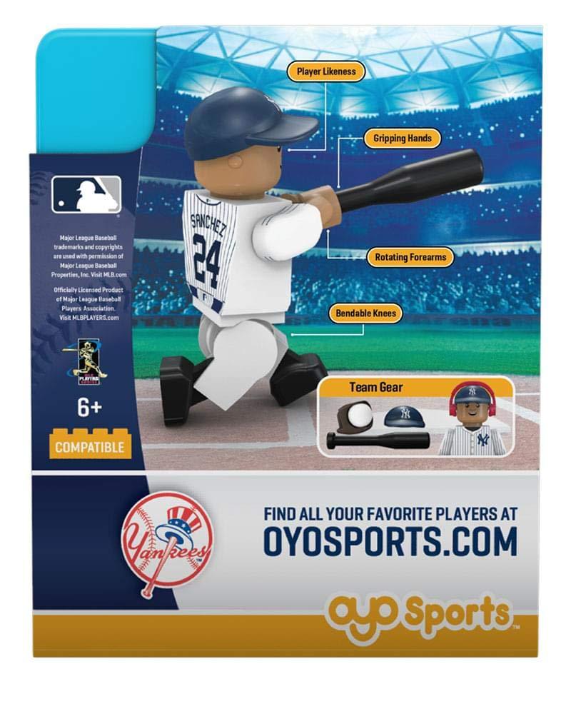 Amazon.com : Oyo Sportstoys MLB New York Yankees Gary ...