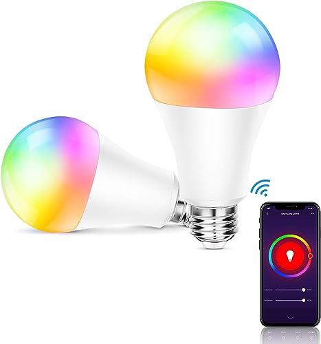 OUSFOT Smart Light Bulb