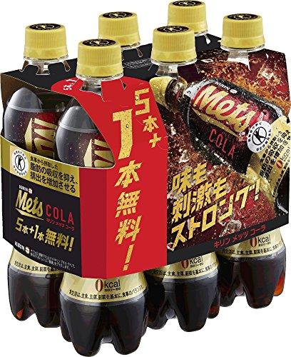 [Tokuho] Kirin Mets Cola 480ml 20 this +4 this bonus by Metz