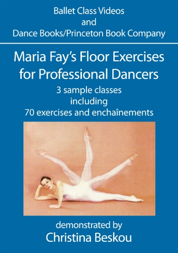 Maria Fay's Floor Exercises for Professional Dancers ()