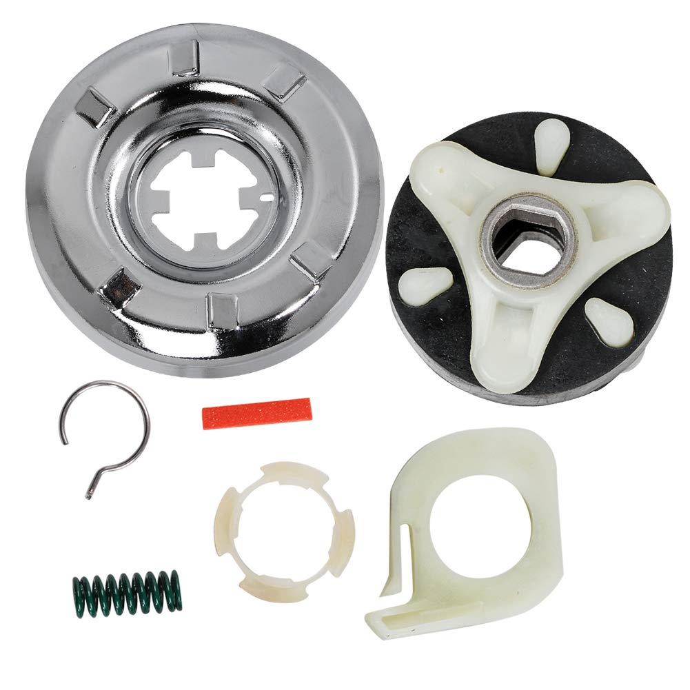 HIFROM Replace 285785 Washer Clutch Kit and 285753A Motor Coupling Kit For Whirlpool Kenmore Sears Roper Estate Kitchenaid - Washing Machine Accessories
