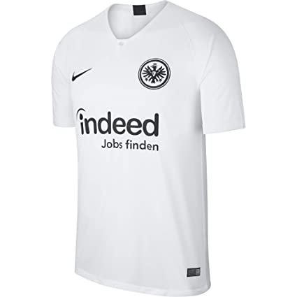 cf8619f469e Amazon.com : NIKE 2018-2019 Eintracht Frankfurt Away Football Soccer ...