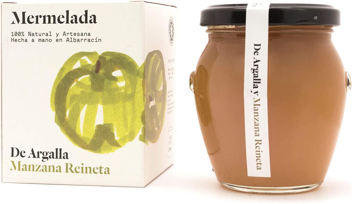De Argalla - Mermelada Artesana de Manzana Reineta de la ...