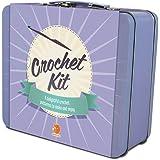 Crochet Kit Gift Tin 3 delightful Patterns to make and enjoy Christmas Gift
