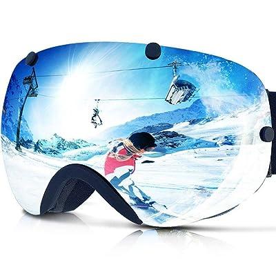 ZIONOR XA Ski Snowboard Snow Goggles