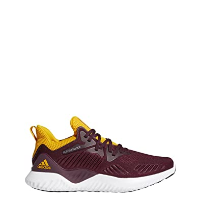 separation shoes 4b833 ce8e3 adidas Alphabounce Beyond NCAA Shoe Mens Running 7 Maroon-Collegiate Gold
