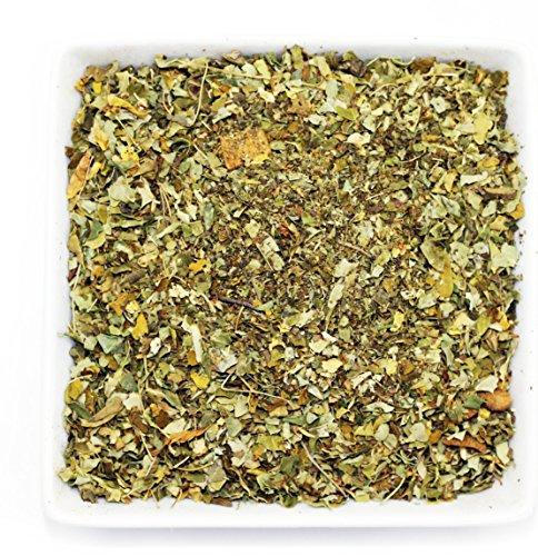 dness - Fruit Tea - Coconut & Mango - Wellness Herbal Tea - Loose Leaf Tea - Caffeine Free Tea Blend - 4oz/112g (Coconut Mango Fruit)