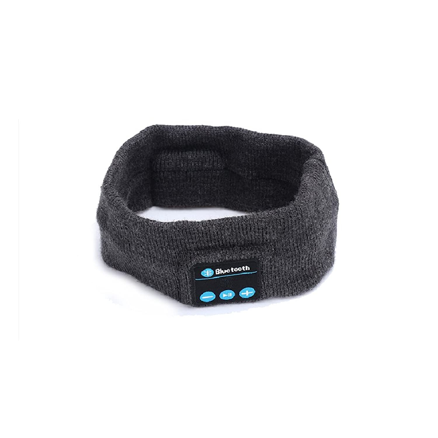 Indexu Elastic Smart Sports Fashion Knit Bluetooth Headband