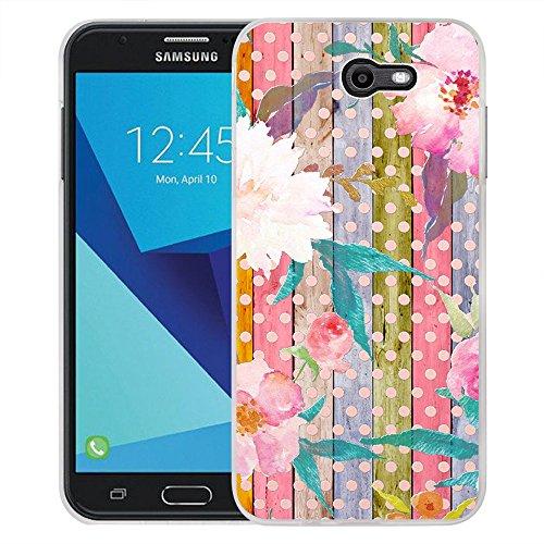 Doodle Garment (Galaxy J7 V Case, Galaxy J7 Perx Case, Galaxy J7 Sky Pro/Galaxy Halo Case, Viewll Samsung Galaxy J7 2017 Case Childish doodles)