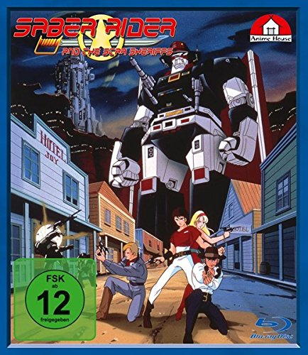 Saber Rider and the Star Sheriffs - Box Vol. 2 for sale  Delivered anywhere in USA