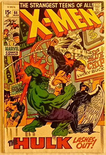 The X-Men No.66