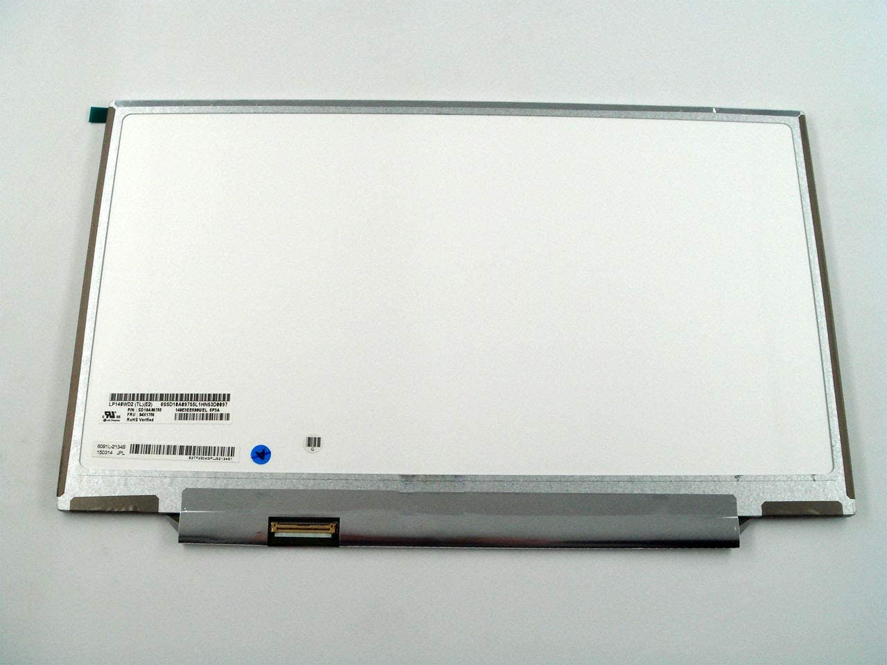 """Genuine&New Replacement Parts for Lenovo ThinkPad X1 Carbon 1st Gen (34xx) 14.0"""" HD+ (1600x900) LCD Screen Non-Touch 04X1756"""