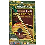 Waltons Irish Tin Whistle CD Pack - Includes a Six Language Instruction Booklet - Key of D