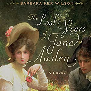 The Lost Years of Jane Austen Audiobook