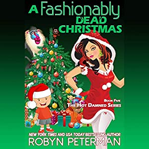 A Fashionably Dead Christmas Audiobook