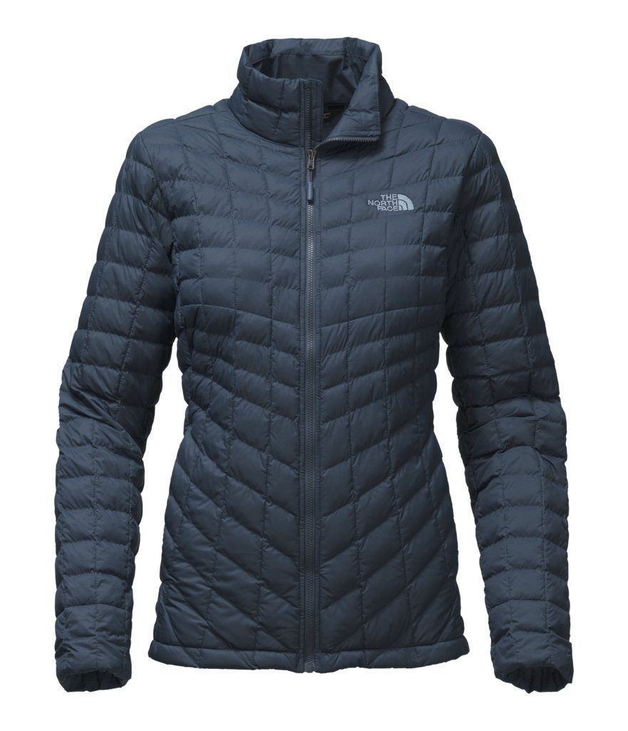 The North Face Women's Thermoball Full Zip Jacket - Ink Blue Matte - S