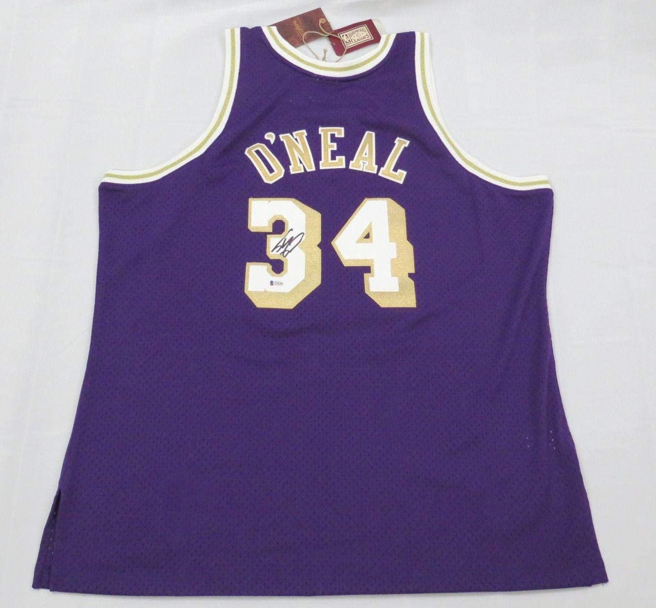 Shaquille O'Neal Autographed Los