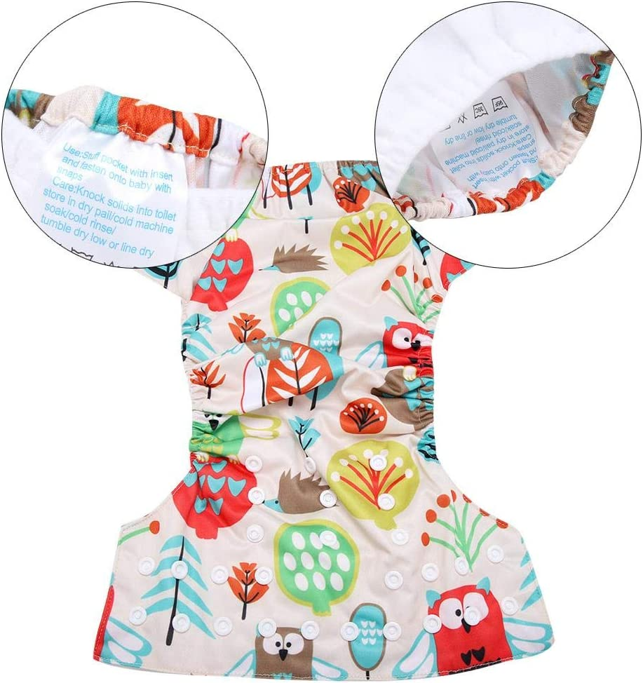 Reusable Baby Infant Swim Nappies Diaper Newborn Swimwear Bathing Suit Washable Pocket Cloth Size Adjustable Hook Loop Operating System BL003