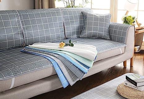 Fishroll - Protector de sofá Antideslizante para sofá de 1 2 ...