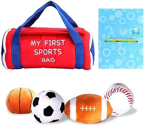Baby Sports Bag Conjuntos de juego de pelota para niños pequeños ...