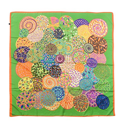 Floral Print Silk Shell : - 1