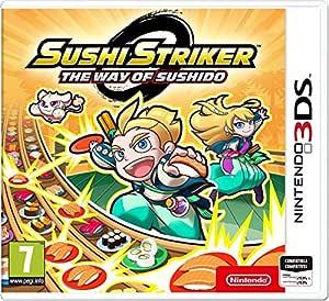 Sushi Striker: The Way Of Sushido [Modelo antiguo]: Nintendo ...