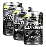 Platinum Glutamine 302 Gram (3 Pack) by Unknown