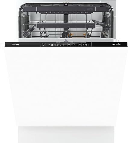 Gorenje GV64161 Totalmente integrado 16cubiertos A+++ lavavajilla ...