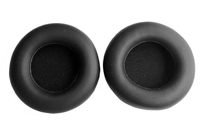 Amazon.com: Ear Pad almohadillas para orejas de piel Cojín ...