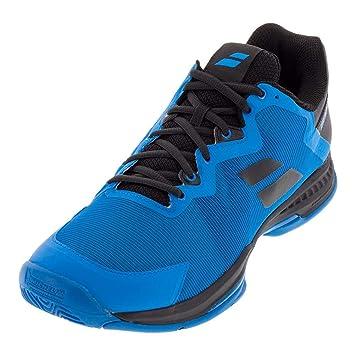 Babolat Hombres SFX 3 Zapatillas De Tenis Zapatilla Todas Las Superficies Azul - Negro 47: Amazon.es: Deportes y aire libre
