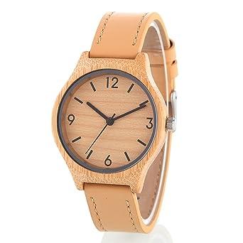 Leder Armbanduhren Fur Damen