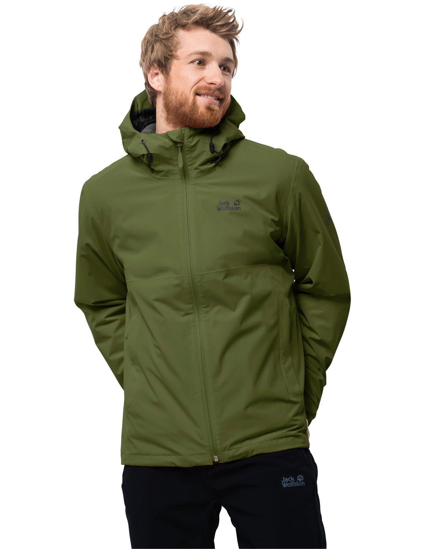 Jack Wolfskin Men's Norrland 3-in-1 Waterproof Insulated Jacket Jack Wolfskin -- Domestic