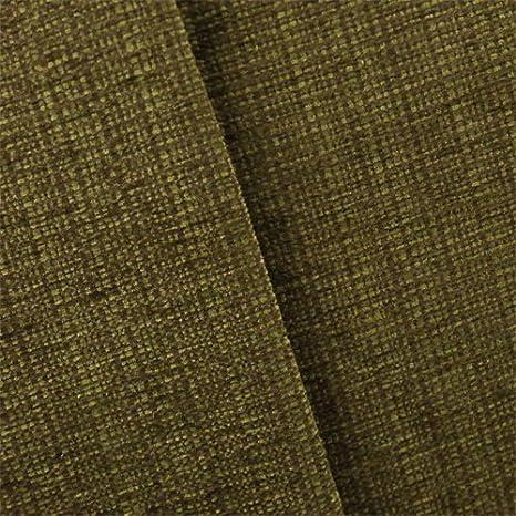 Amazon Moss Green Gumtree Tahoe Chenille Home Decorating Fabric