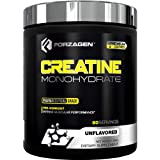 Forzagen Creatine Powder Monohydrate - Workout Supplements | No More Pills, Capsules | Best Creatine Unflavored For…