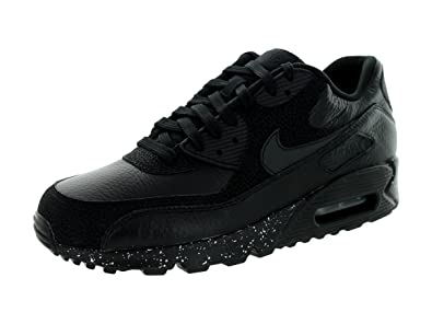 separation shoes 231aa d0c35 Nike Mens Air Max 90 Black White Speckled Sole Trainer Size 8.5 UK ...