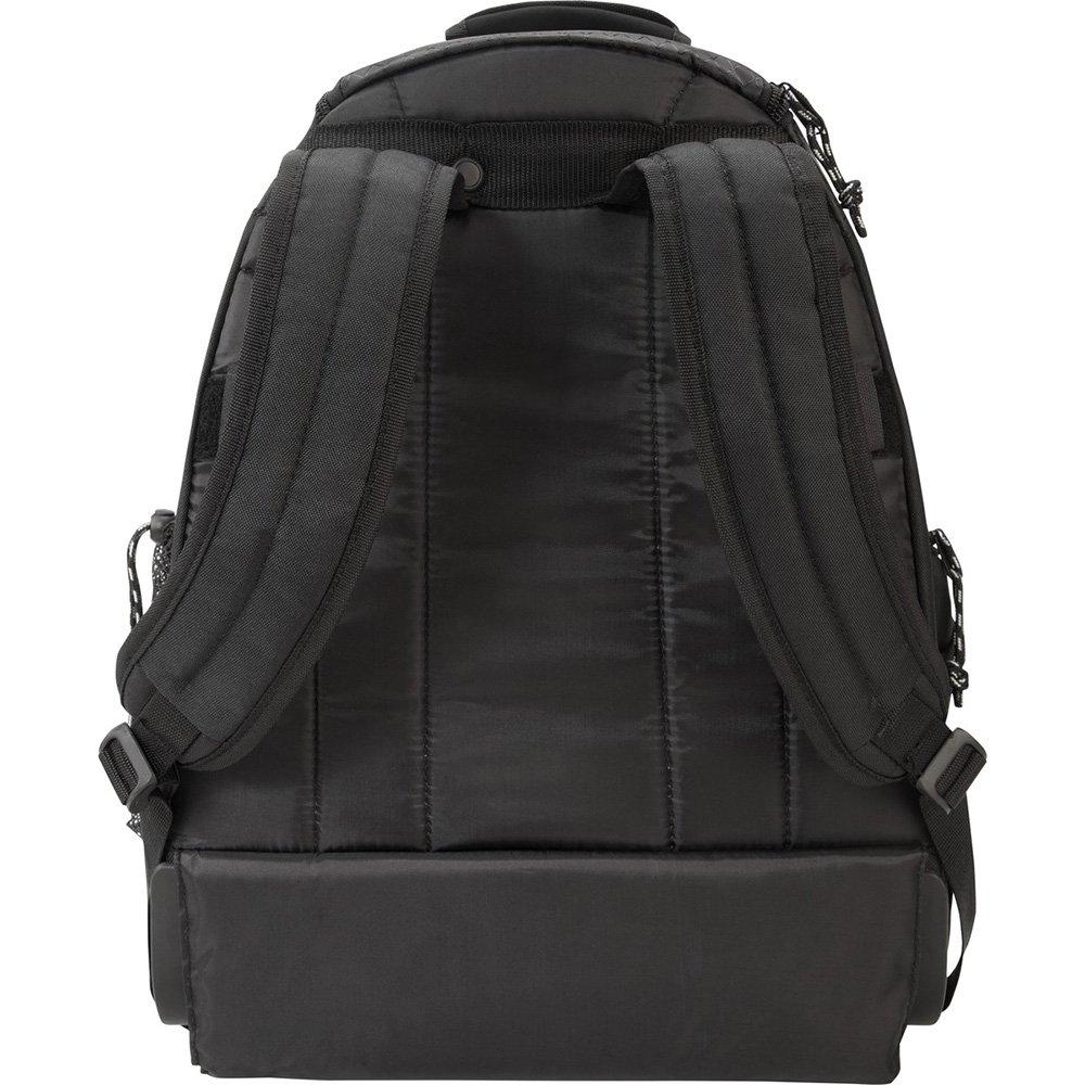 Targus 15-15.4 inch / 38.1-39.1cm Rolling Laptop Backpack - Mochila para portátiles y netbooks (Nylon, Negro, 39,1 cm (15.4