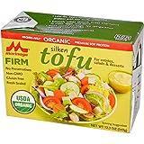 Mori-Nu, Organic Silken Tofu, Firm, 12.3 oz (349 g) - 3PC
