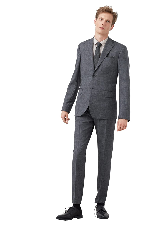 MANGO MAN - Business Prince-of-wales-anzugjacke