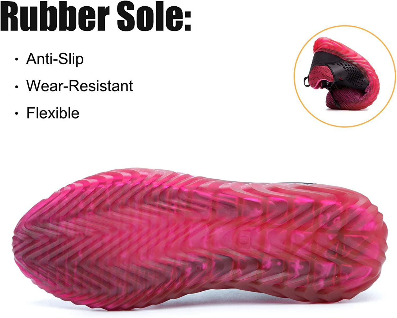 avec Embout de Protection en Acier Protection Baskets Chantiers et Industrie Homme Femme Chaussures de S/écurit/é Chaussure de Travail